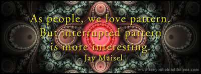 Thoughtful Thursday Photography Quote by Jay Maisel on Patterns