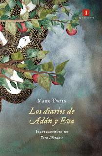 Portada del libro Diarios de Adán y Eva para descargar en pdf