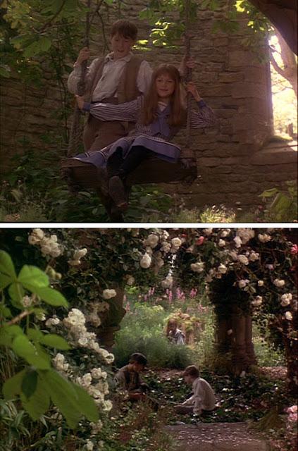 Christensen Creative Movie Design Living In The Secret Garden