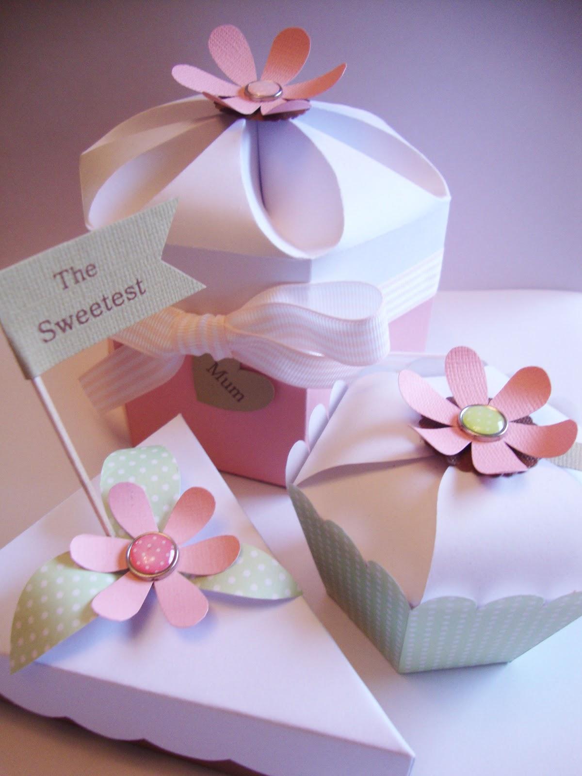 Cupcake Box Templates Cute cupcake boxes