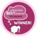 Alberta's Best Mama Bloggers