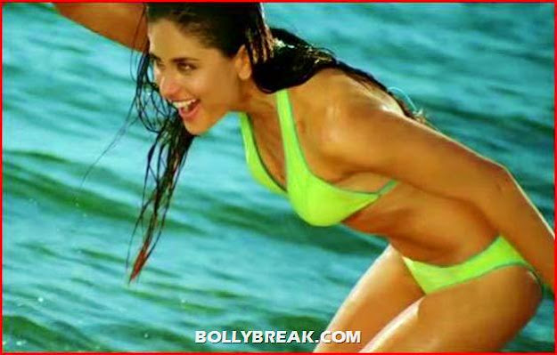 kareena in geeen bikini -  Best Bikini Bollywood bodies - female
