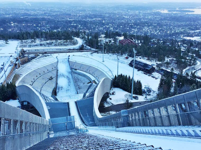 Holmenkollen Ski Jump, Oslo City Center, Oslo City Centre, Oslo, Norway, what to do in Oslo, Oslo attractions, attractions in Oslo