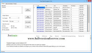 Tube Traffic Scraper Download free