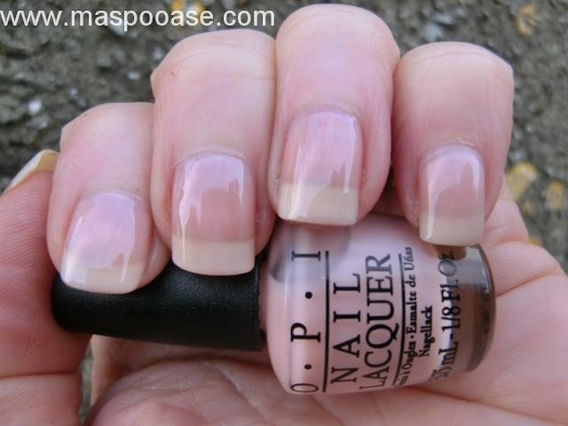 OPI Bubble Bath Review