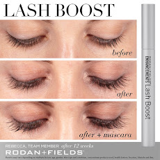 New from RODAN + FIELDS: Lash Boost!