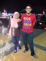 With Abang Long Izry :)