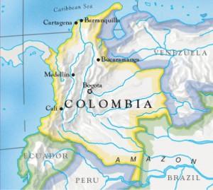 Colombia estructurada hidrografa esta rama de la geografa se encarga de estudiar las aguas continentales ya que el agua es uno de los principales factores de vida altavistaventures Choice Image