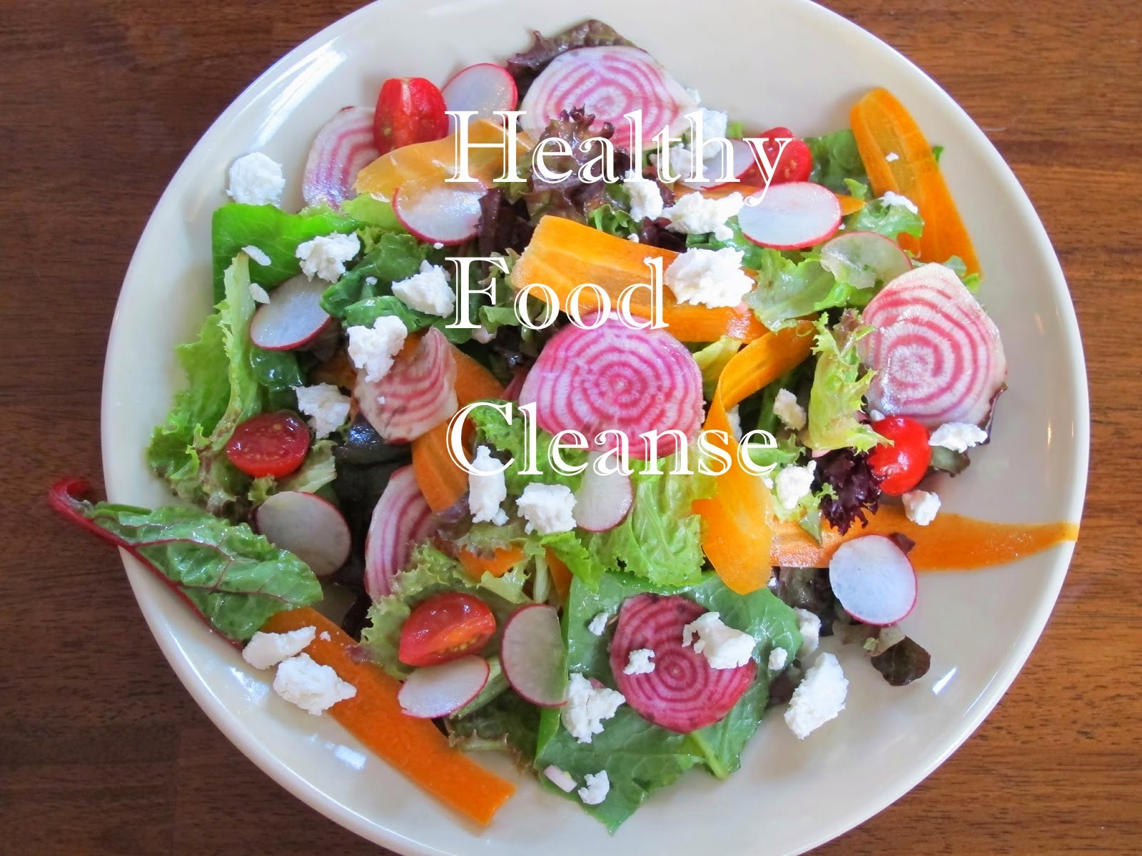 Kitchen Sink Diaries Healthy Food Cleanse