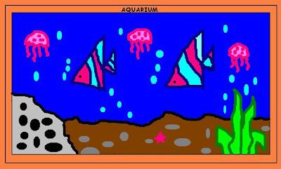 gambar aquarium