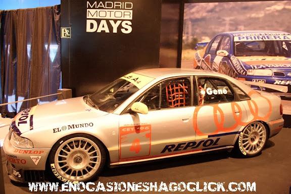 Audi A4 Gené Campeonato de España de Turismos