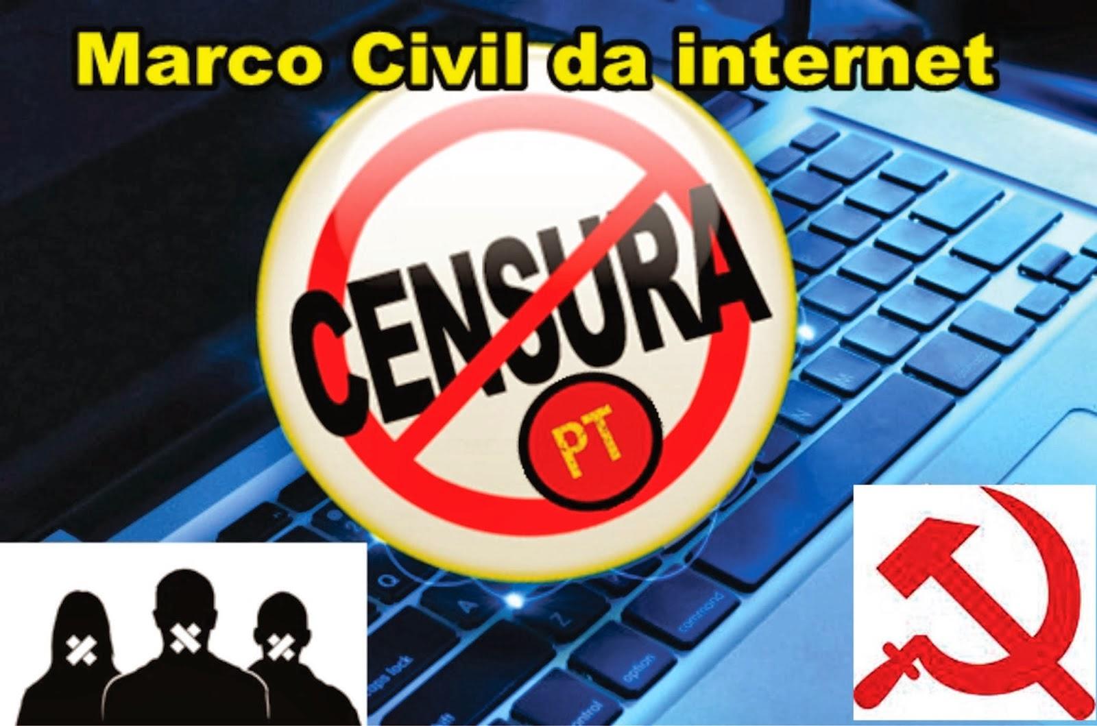"""Marco Civil: a """"Comunização"""" da internet"""