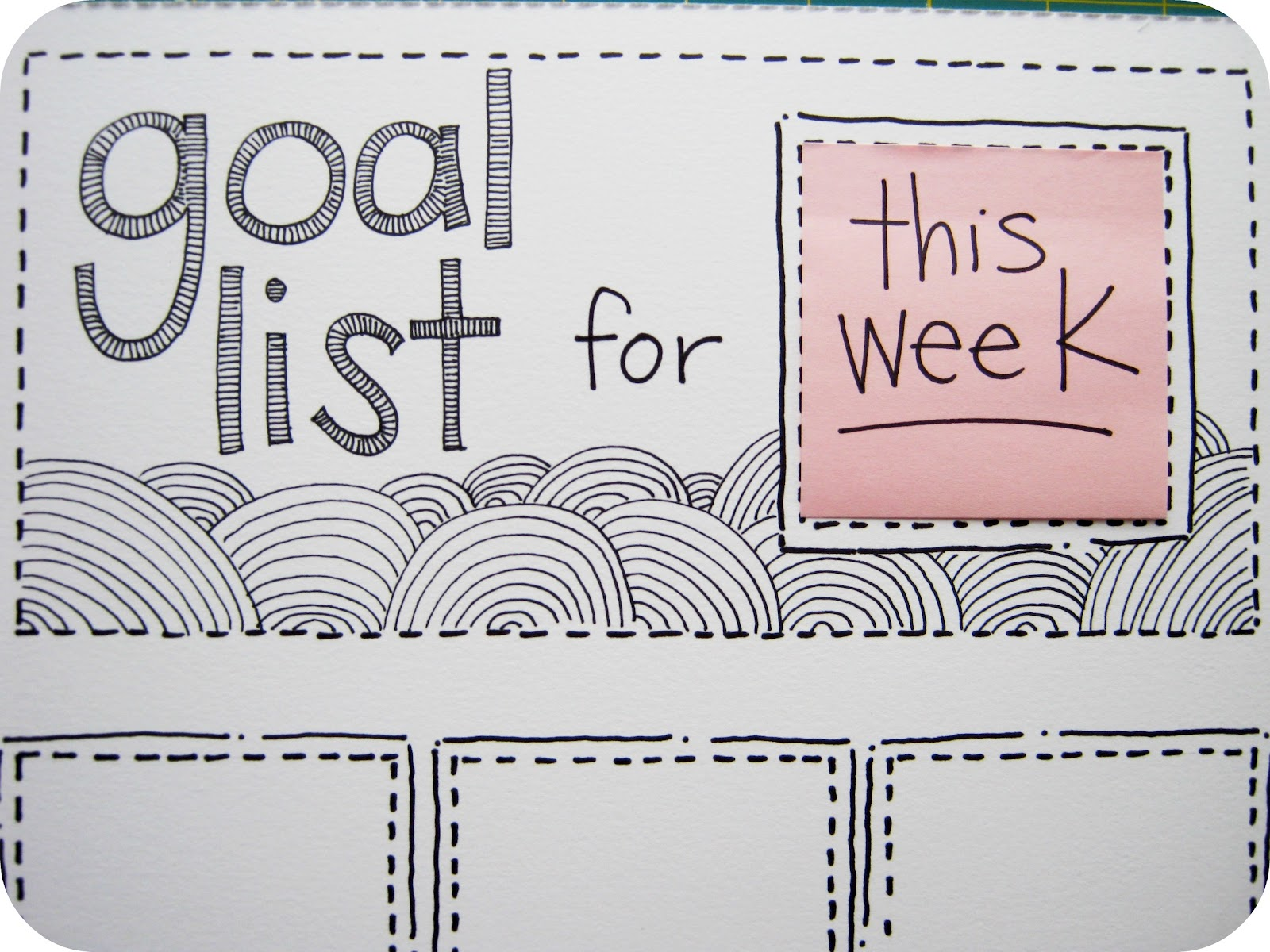 Goal Calendar Diy : Naomi s nutrition nook how to stay motivated reach