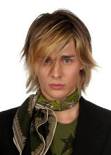 Mens Medium Hairstyle Ideas for 2012 - Mens Medium Hairstyle Picture Gallery