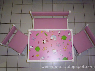 Kids furniture makeover 2    wesens-art.blogspot.com
