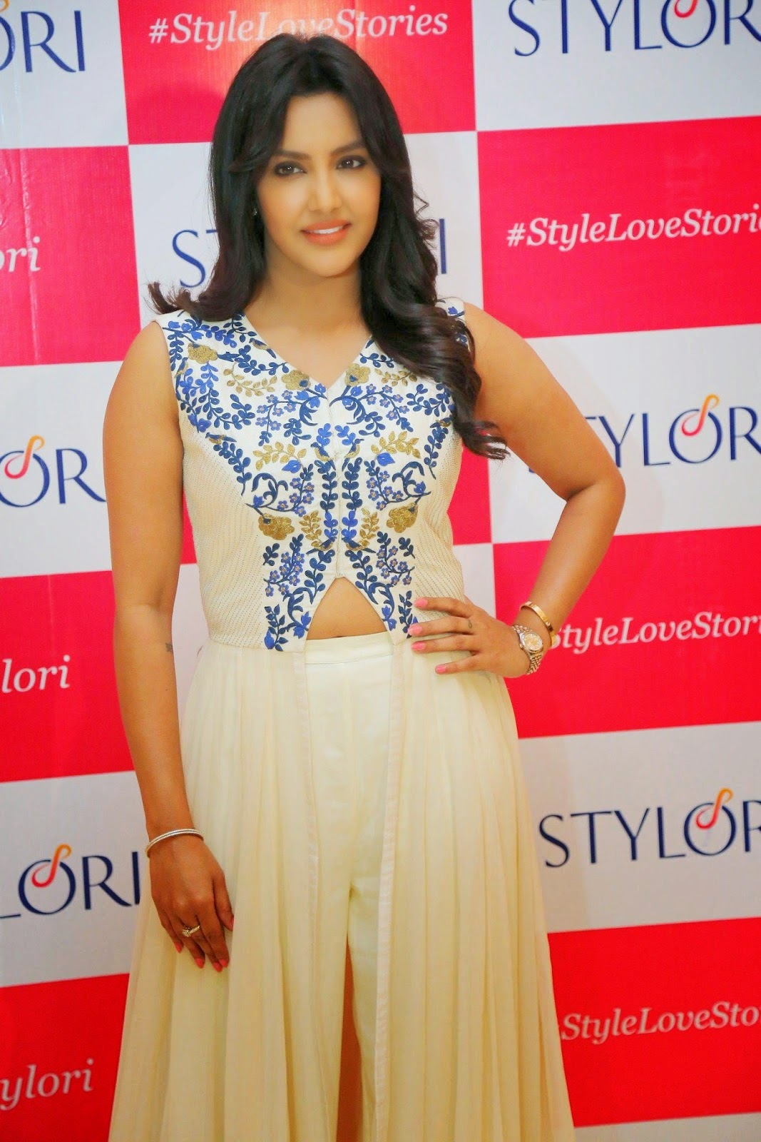 Actress Priya Anand Stills At Stylori Launch