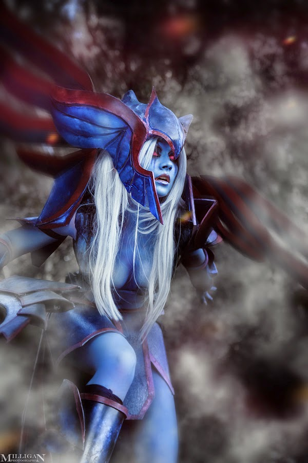 DotA 2 - Vengeful Spirit - Stay alert