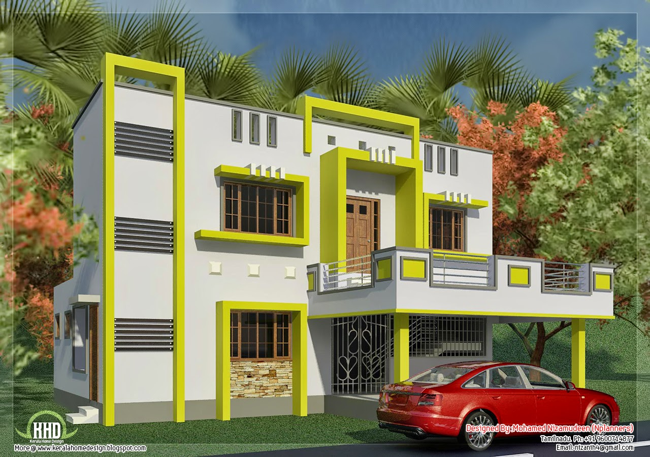 Tamilnadu Open House Design