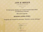 IV Concurso Andaluz de Videocreación Educativa