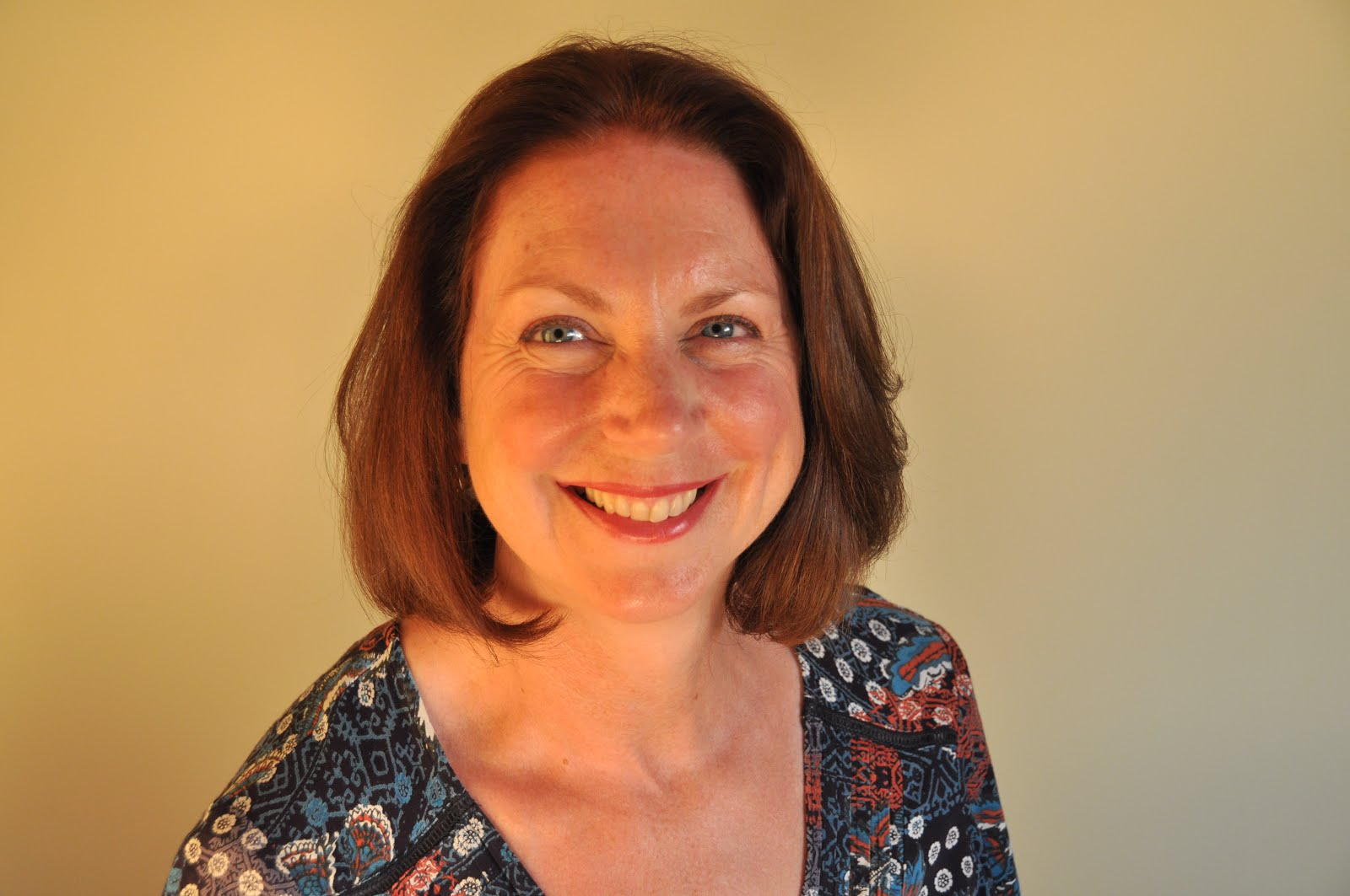 Liz Coward - author and scriptwriter