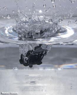 Fotografia alta velocidade - Splash de Peixe