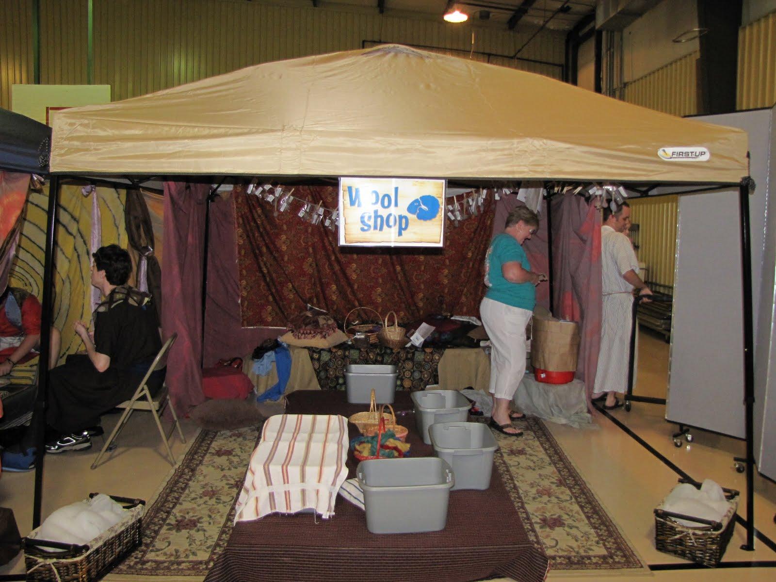 Hometown Nazareth Vbs Crafts