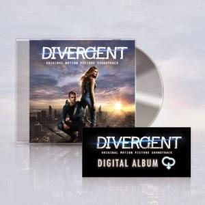 The Divergent Life Divergent Soundtrack Release Date 11