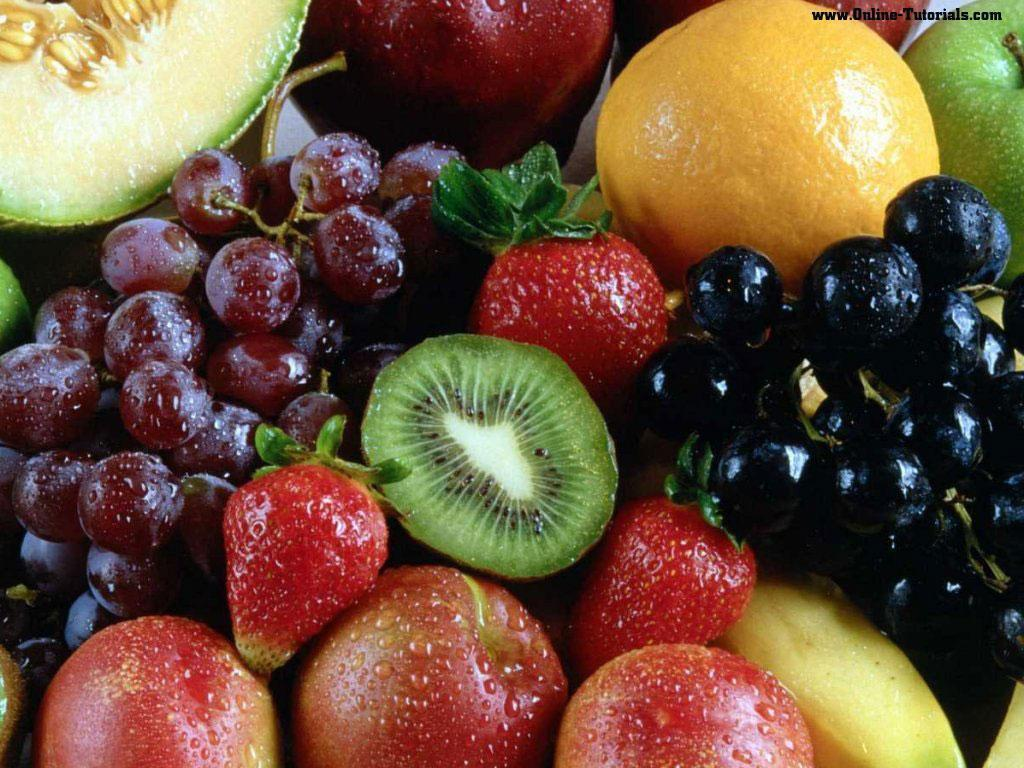 Flowers and fruits wallpapers - Flowers And Fruits Wallpapers