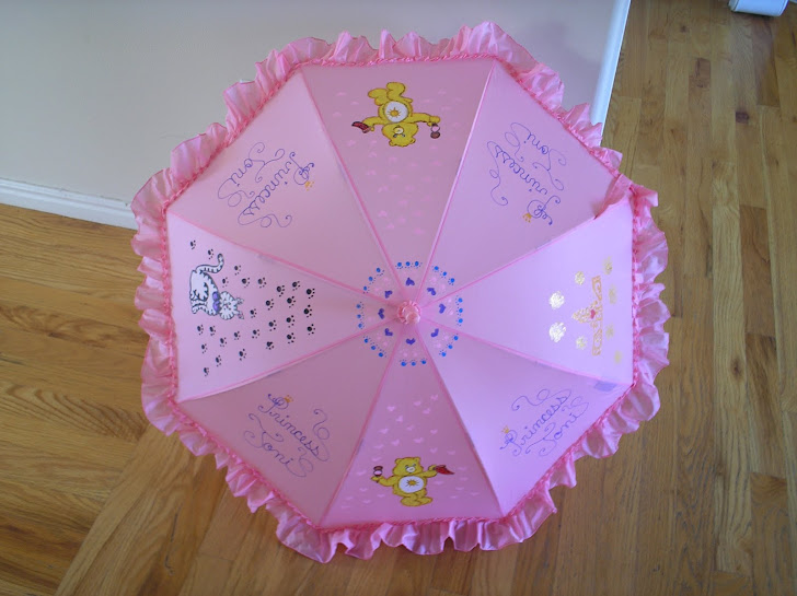 pink princess tony