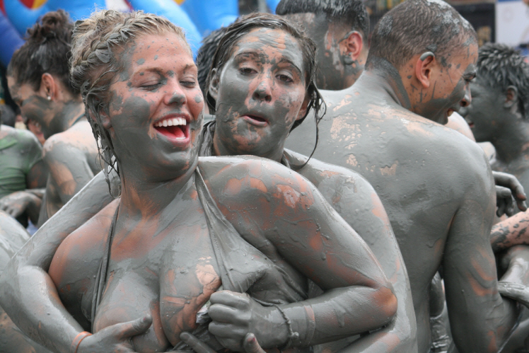 mud is considered rich in the minerals and made cosmetic there are a ...