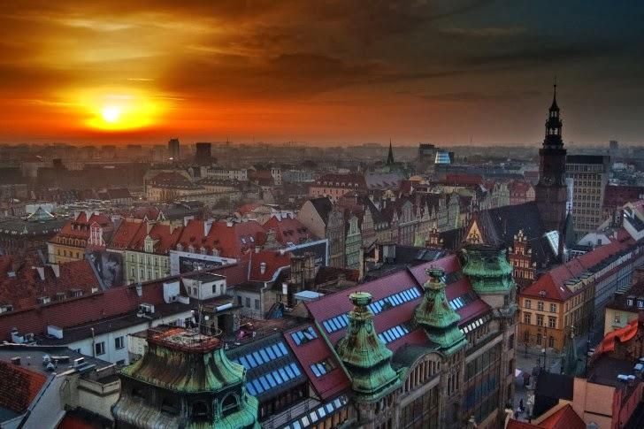波蘭華沙旅遊