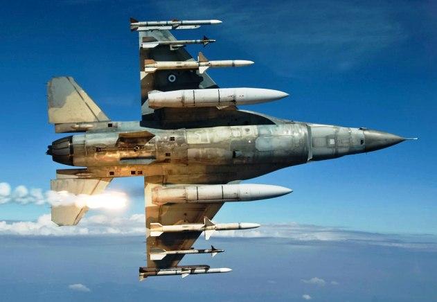 ΑΠΟΚΛΕΙΣΤΙΚΟ: Ελληνικά μαχητικά α/φη F-16 Block 50 στη Νορβηγία!!