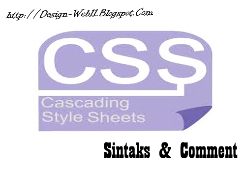 sintaks_comment_css