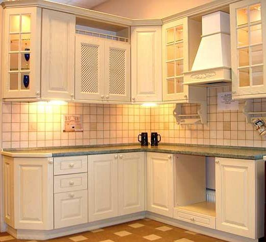 Kitchen trends corner kitchen cabinet ideas for Kitchen cabinet design ideas photos