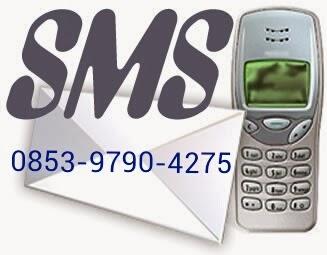 Lewat SMS: