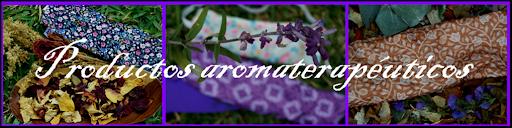 Productos aromaterapéuticos
