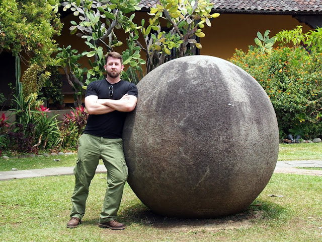 Otis odd things i ve seen great balls of stone diquis