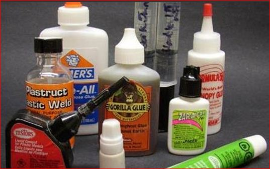 Gforce Rc Planes Glues Used In Rc Model Building