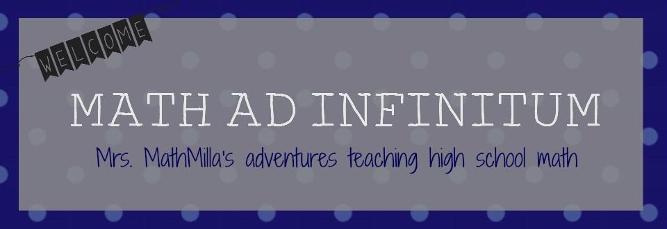Math Ad Infinitum
