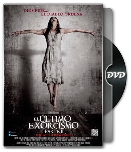 el ultimo exorcismo 2 dvd portada