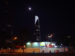 Lotus building (Bitexco Financial Tower) Ho Chi Minh City - Saigon - Vietnam
