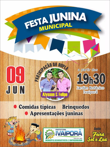 IVAIPORÃ - Festa Junina Municipal