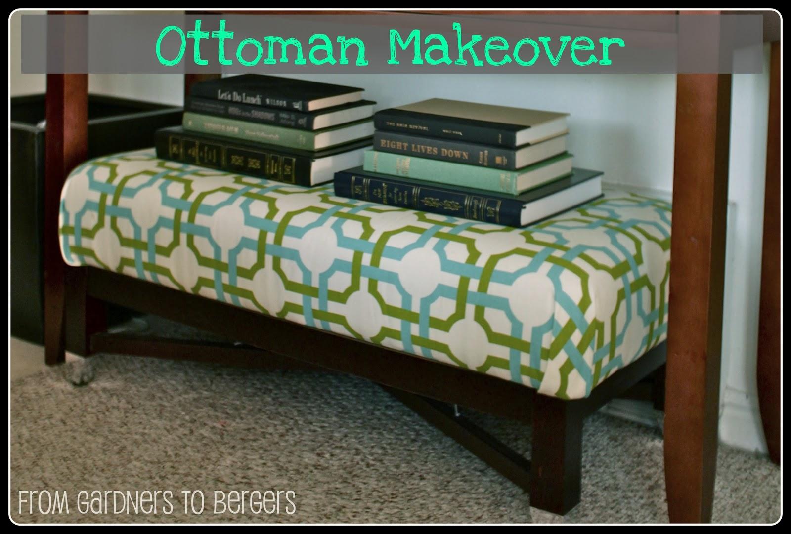 Ottoman-Makeover