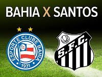 Ingressos para o jogo Bahia x Santos - Campeonato Brasileiro 2013