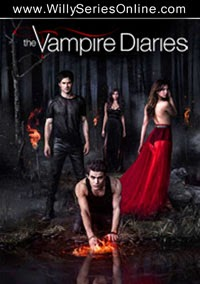 The Vampire Diaries (O Diário do Vampiro) – Todas as Temporadas – Dublado / Legendado