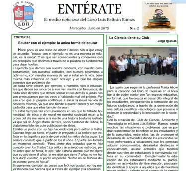 Nuestro Diario Informativo