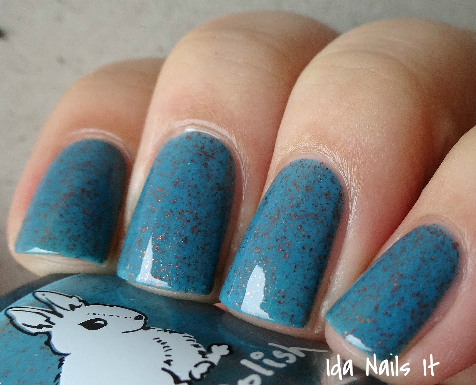 Ida Nails It: Hare Polish Winter 2014: Welcome to Twin Peaks, Part 2 ...