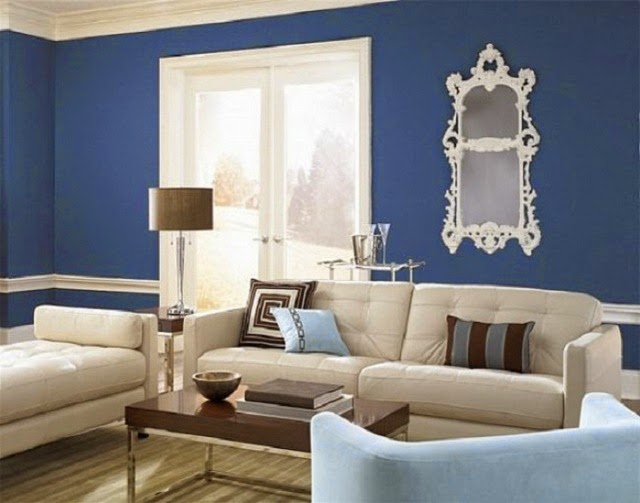 How to choose interior wall paint colors for Behr interior paint colors