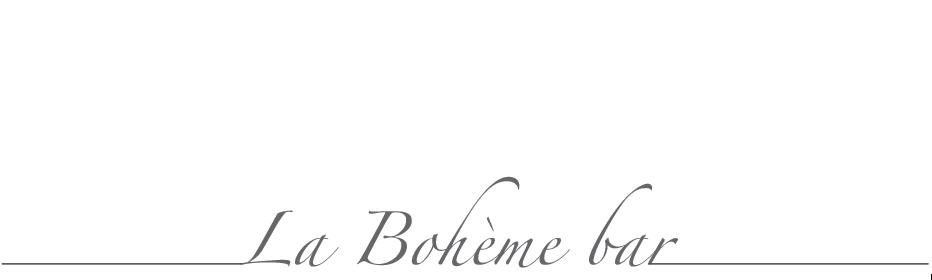La Bohème Bar