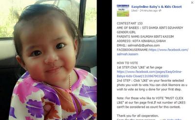 THE BEST BABIES/KIDS SMILING CONTEST 2012-END DATE DEC by EasyOnline-Babys-Kids-Closet